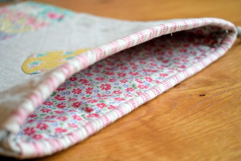 Tilda Drawstring Bag