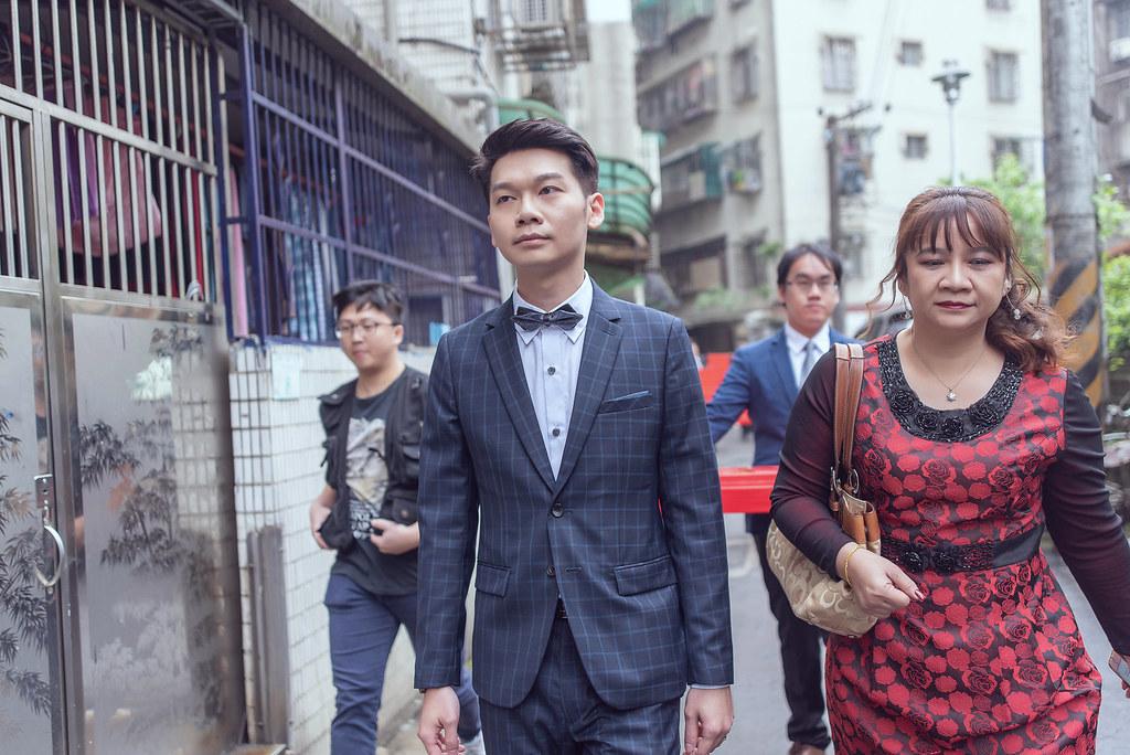 士林臺南海鮮會館婚禮記錄│俊成+錦儒