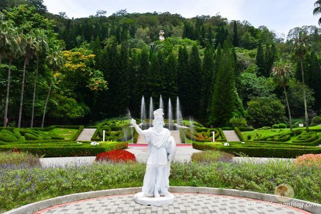 泰雅渡假村, 歐式花園, 南投景點推薦, 南投露營推薦