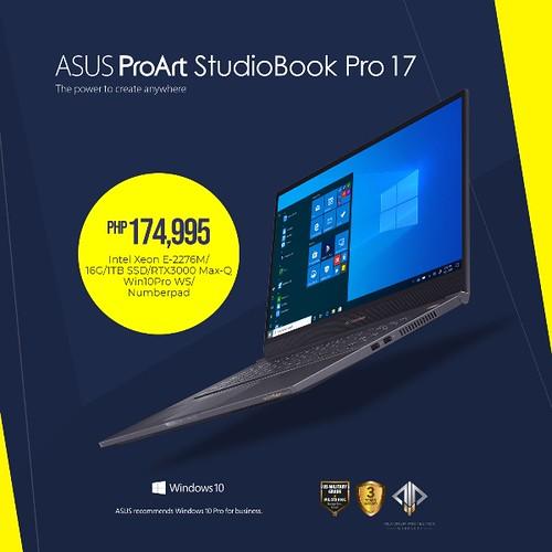 ASUS ProArt StudioBook Pro 17 (1)