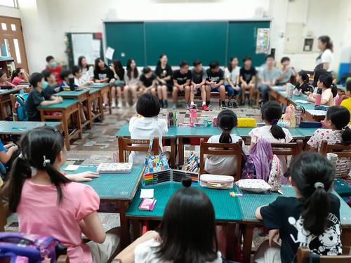 【師者】把畢業學生找回來,高中、國中、國小生相互交流