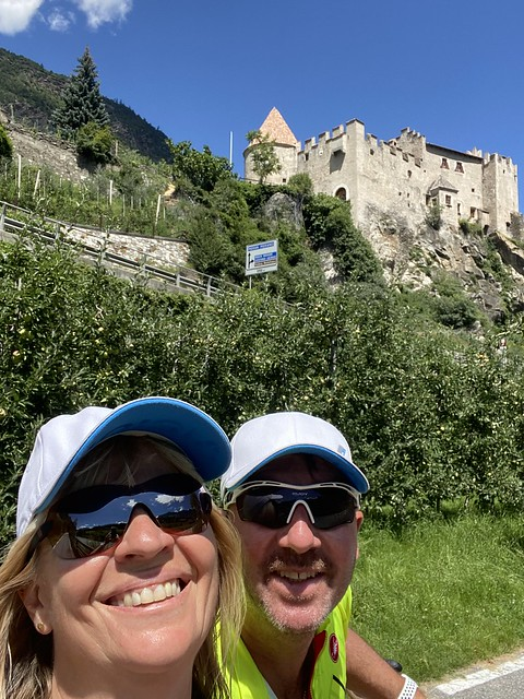 Selfie mit Castelbello