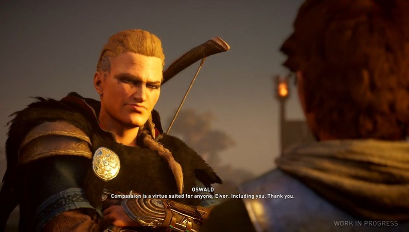 Assassin's Creed Valhalla - muške namjere