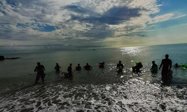 La voglia di ripartire si veste dei colori del mare di Pineto