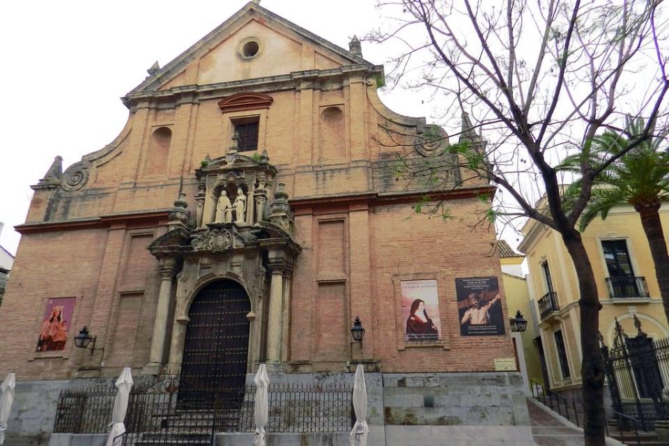 Iglesia de Santa Ana Cordoba