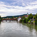 Aare and the Old Bridge