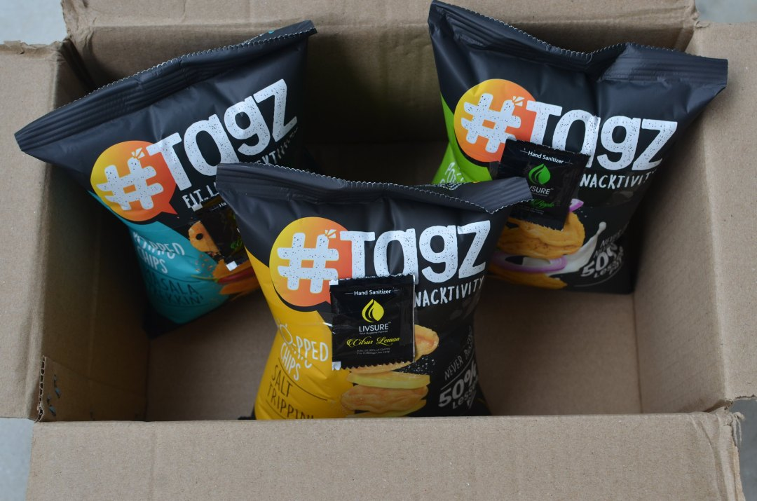 Tagz – Snack the healthier way!