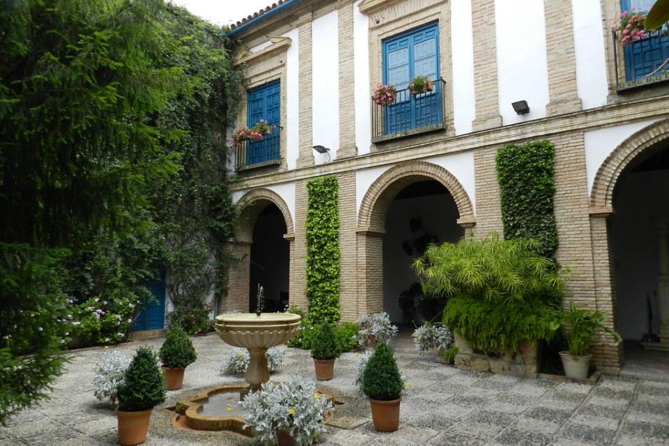 patio de la Cancela Palacio de Viana Cordoba 04