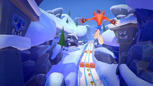 Crash Bandicoot_ On the Run! - Bear lt