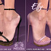 "Phedora for Kinky Event ~ ""Elly"" Heels ♥"