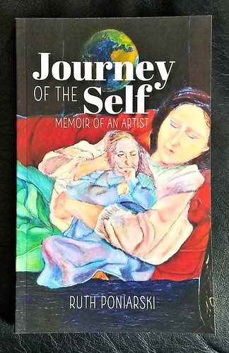 Journey of the Self: Memoir of an Artist ~ Book Review #MySillyLittleGang