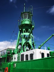 The Lightship, Haslar Marina, Gosport