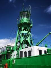 The Lightship, Haslar Marina, Gosport