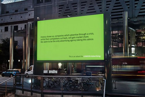 LONDON Advertising campaign