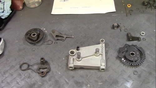 Shift Cam Assembly Parts