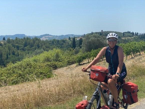Radeln in der Toskana