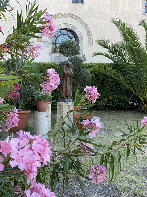 Franziskanerkloster Massa Marittima
