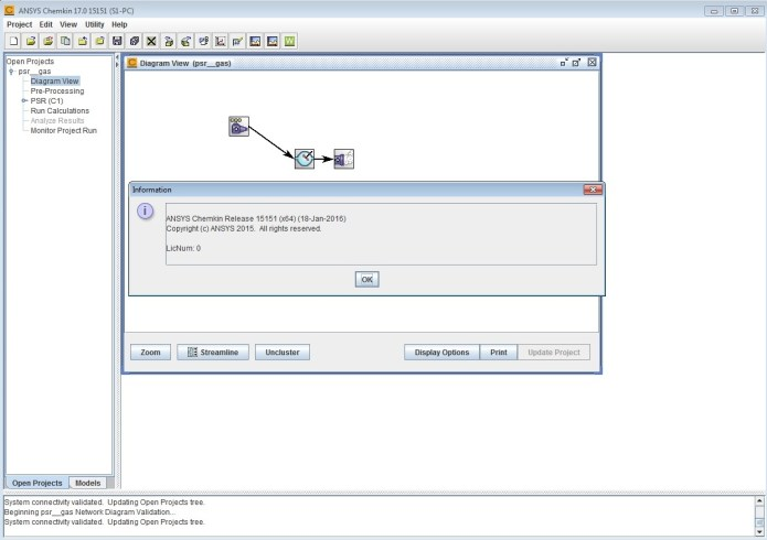 Working with ANSYS Chemkin Pro 17.0 Release 15151 full