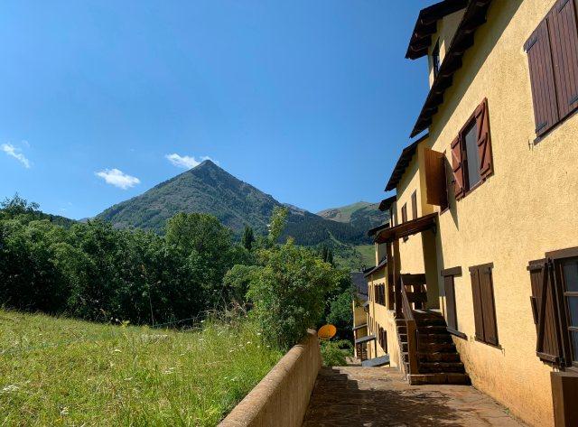 Pico Cerler en verano