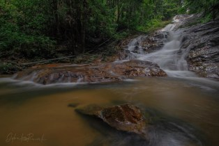 Kala River Waterfall
