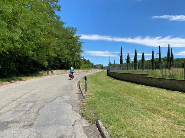Auf dem Weg nach Perugia