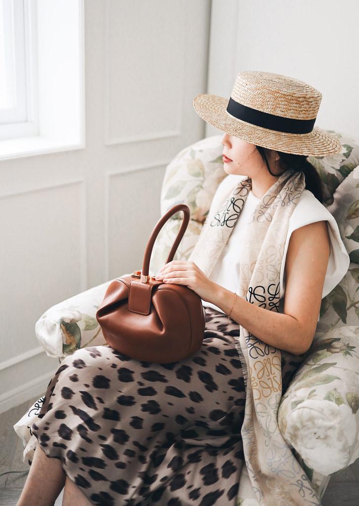 Sezane新品上架 + 折扣預告 + Loewe圍巾 + Gabriela Hearst Nina包