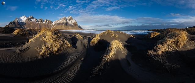 Stokksnes Beach