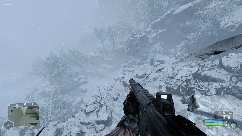 Crysis - Ultra Settings - Winter Wonderland