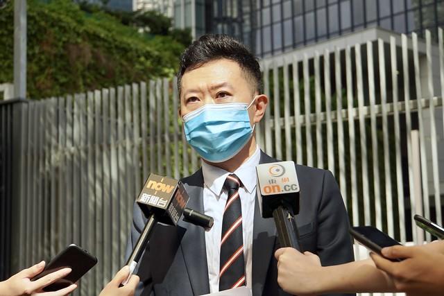 【立會選戰】詹劍崙再戰金融服務界:業界無咩特別事發生,就唔洗我出嚟 | 獨媒報導 | 香港獨立媒體網