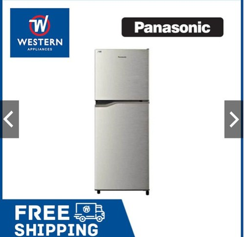 Panasonic NRBP230VS 8.0cuft Two Door Inverter Refrigerator