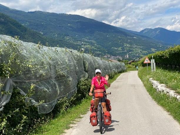 Weiter in Richtung Trento