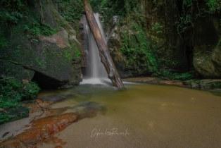 Batu Besar Waterfall