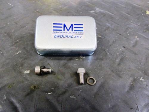 Voltage Regulator Mounting Hardware