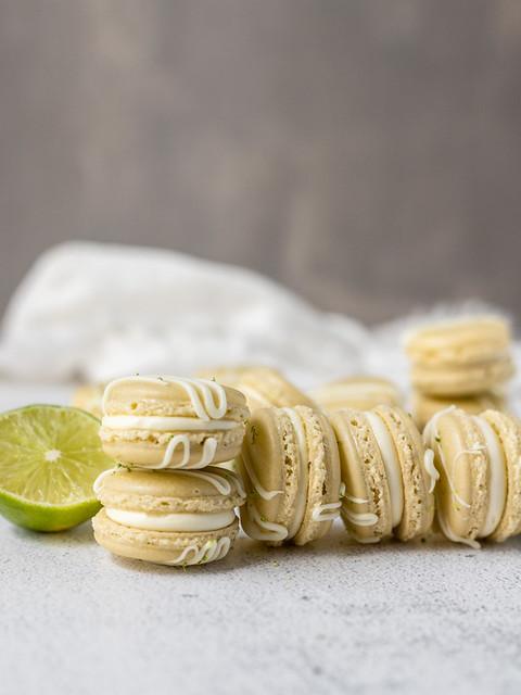 Key Lime Pie Macarons BLOG (2 of 2)