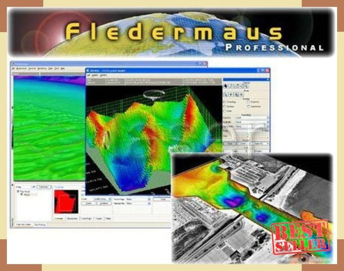Working with QPS Fledermaus 7.8.4 full