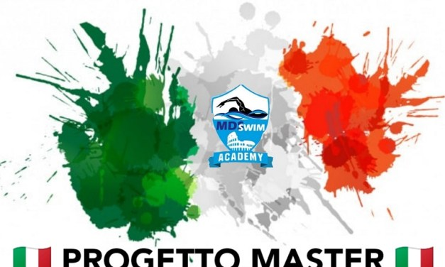MDS Swim, stage Progetto Master 19/20 settembre a Poggio all'Agnello