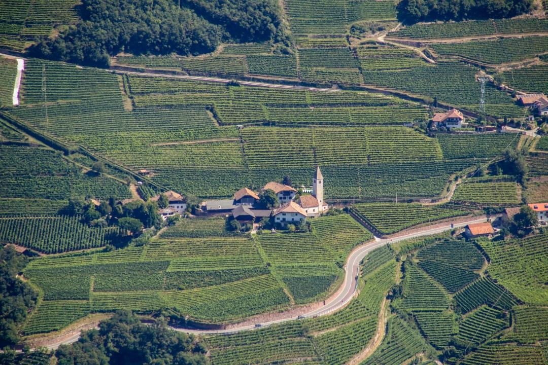 Alto Adige in camper