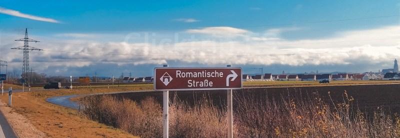 Ruta Romántica de Alemania · Turismo de Alemania