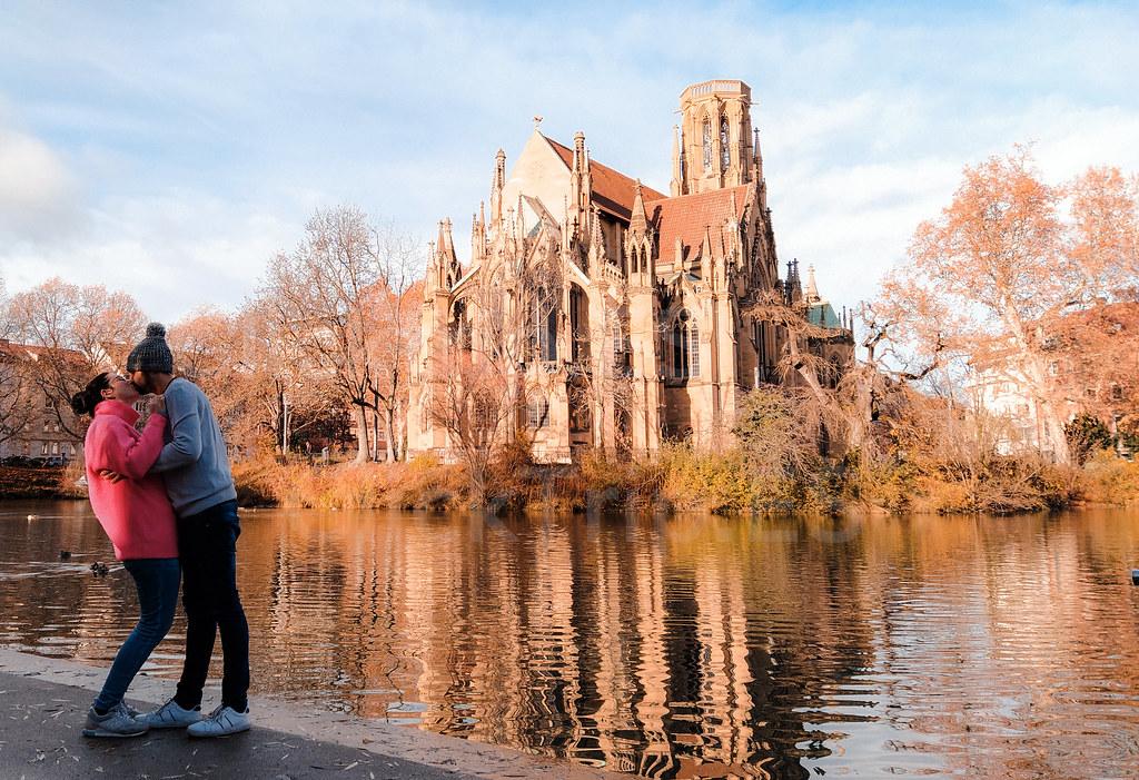 Qué ver en Stuttgart - Johanneskirche - Turismo de Alemania