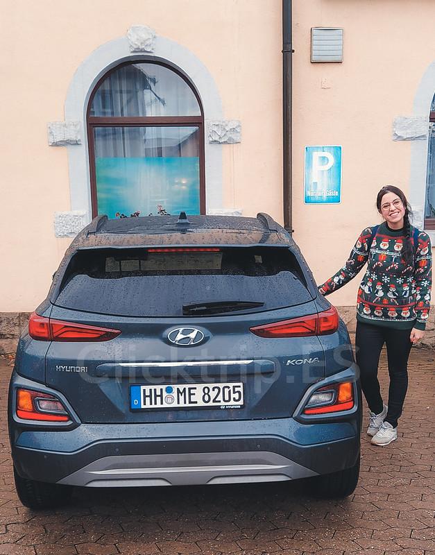 Ruta romántica de Alemania en coche - Turismo de Alemania