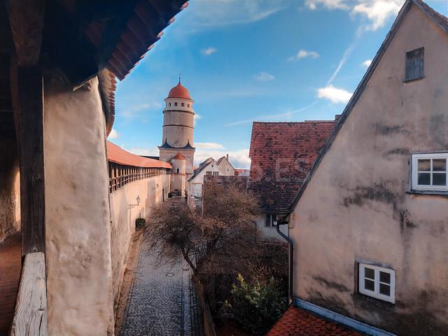 Ruta Romántica de Alemania en Navidad - Nördlingen