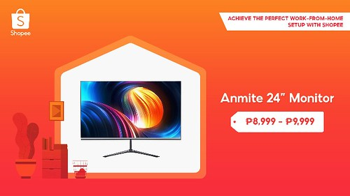 Anmite Monitor Shopee