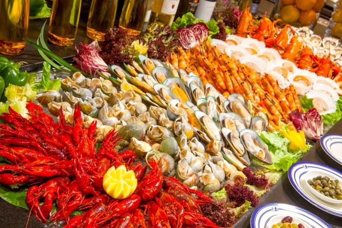 我愛夏日 Weekend Summer Seafood Buffet