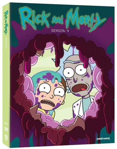 Rick and Morty: Season 4 - The Antics Arrive on Blu-ray & DVD September 22nd! @WBHomeEnt #MySillyLittleGang