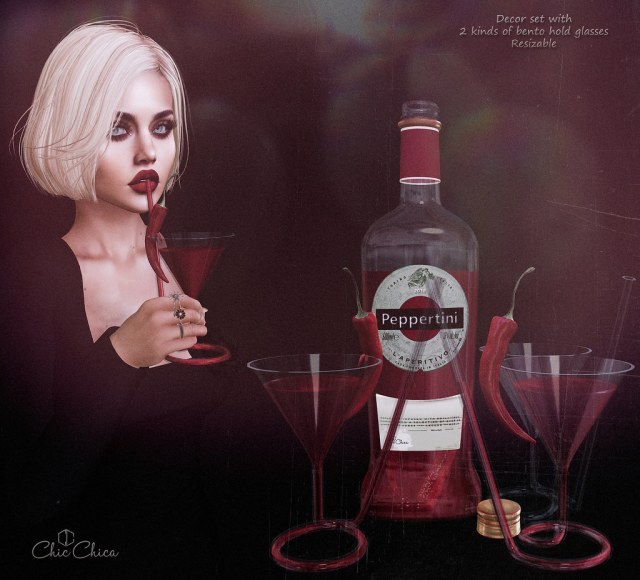 Peppertini by ChicChica @ Anthem