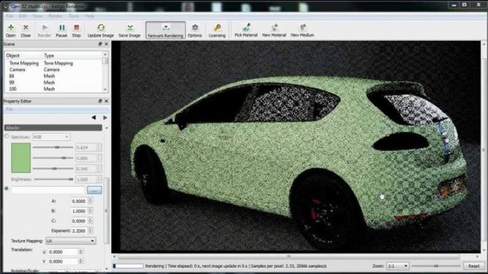 Working with Indigo Renderer 4.2.24 full