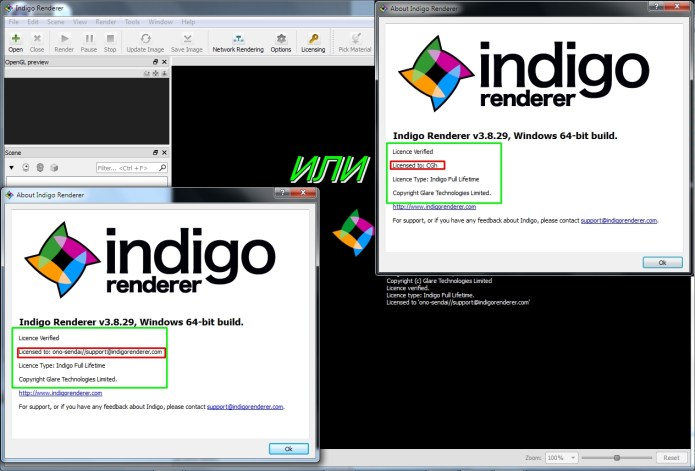 Working with Indigo Renderer 3.8.26 Build 3.8.29 full