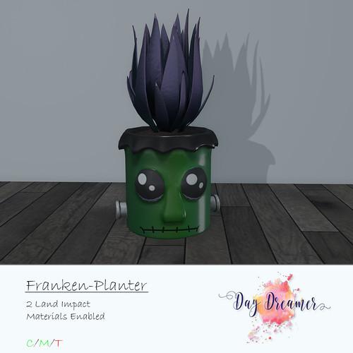 Day Dreamer - FrankenPlanter