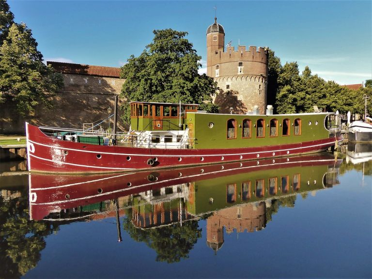 Zwolle, Verhalenboot & Pelsertoren (explored)