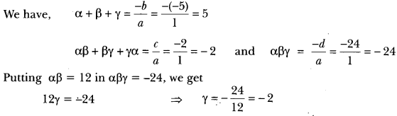 Polynomials Class 10 Extra Questions Maths Chapter 2 with Solutions Answers 23